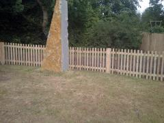 Surrey Fencing Contractors - school fences from MacDonald and Sons