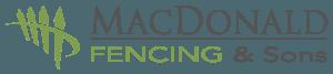 Macdonald Fencing Logo