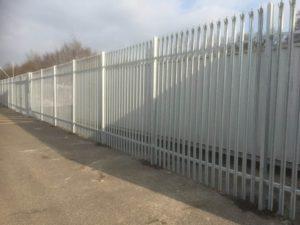 Security Fencing Longcross Studio